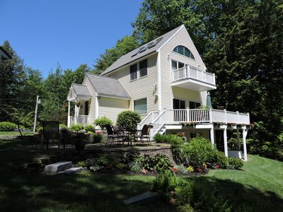 Photo for Beautiful Winnipesaukee Waterfront For 6 Easy Boating or Driving To Meredith