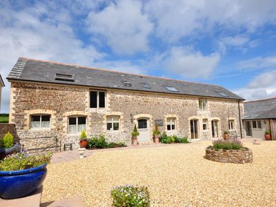 Photo for 6 bedroom Barn in Buckland Brewer - THORN