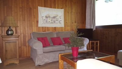 Lounge, one 3 seater sofa bed  and one 2 seater sofa