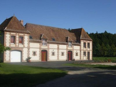 Photo for Gite Saint-Symphorien-des-Bruyères, 7 bedrooms, 14 persons