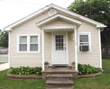 Photo for Relaxing bayside bungalow close to historic Cape May and Wildwoods