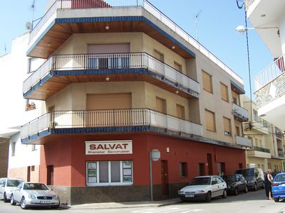 Photo for Simple, bright apartment located in a very central area, just 100 meters from the Port bea