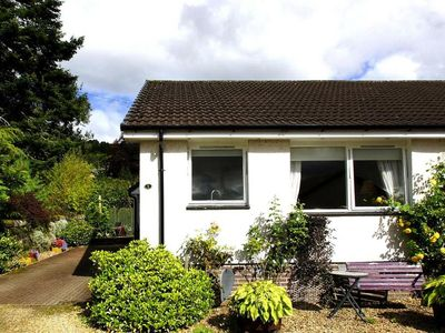 Photo for Semi-detached house, Callander  in Perthshire - 3 persons, 2 bedrooms
