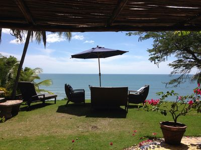 Photo for Beachfront Property Is Your Own Piece of Paradise in Panama