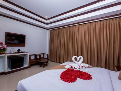 Photo for Phi Phi Deluxe Room Double or Twin Bed