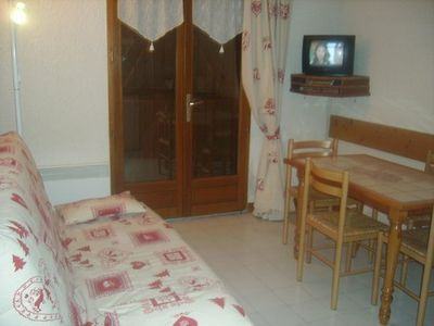 Photo for APARTMENTS 4/8 PEOPLE IN CHALET SAINT SORLIN D'ARVES