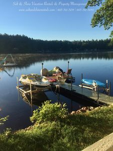 Photo for **NEW TO THE RENTAL MARKET -  ALL DECKED OUT LAKE HOUSE**