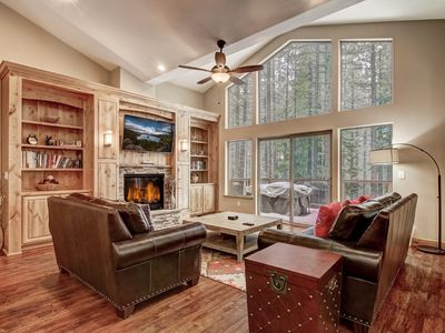Photo for Tahoe Trails - Private BBQ Balcony, Family Den w/ Game Table, 4 miles from Heavenly