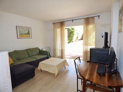 Photo for Bottom of villa, Tamaris, calm, Au Choix 4 or 8 beds = Price drop
