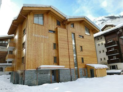Photo for Apartment in the center of Zermatt with Lift, Internet, Terrace (45923)
