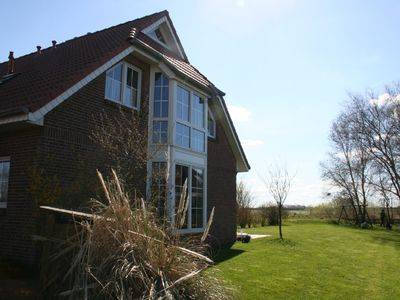 Photo for Vacation house with 650m² garden, on the edge of Norden-Norddeich