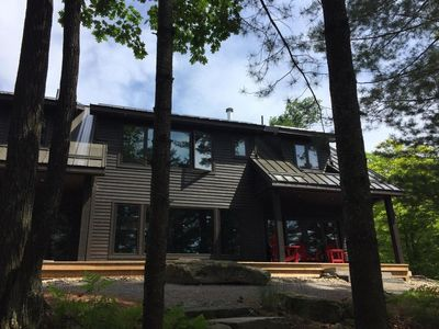 Photo for Foxpoint Hideaway - Lake of Bays