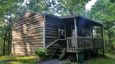 Photo for Cozy Cabin In The Woods Near Raystown Lake