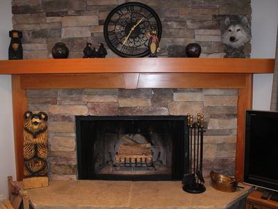 Photo for New Listing! Keystone/Pines Condo Surrounded by Trees, Ski, Bike, Golf, Tennis