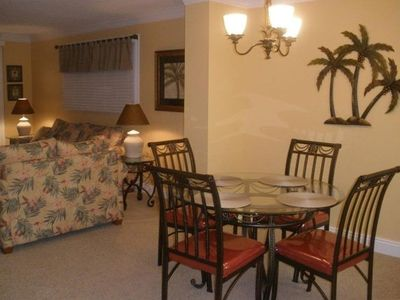 Photo for LUXURIOUS 1BR/ 2BA  BOOKING FOR 2019 w/BEACH SVC BEAUTIFUL VIEW OF THE GULF