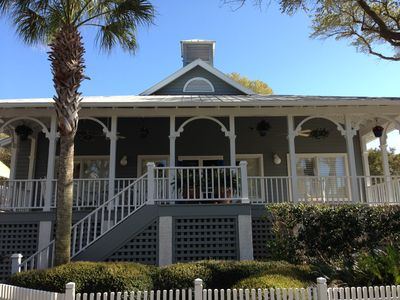 Photo for Perfect Kiawah Home for Families to enjoy Beach, Golf, Tennis & Total Relaxation