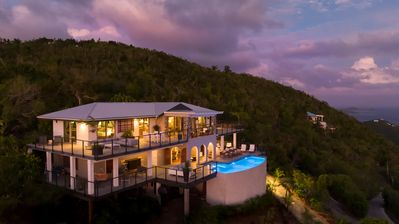 Photo for St. John Great House is recognized as having the island's most spectacular view.