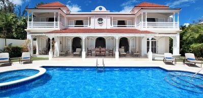 Photo for Fosters House - Beachfront - Beach Front - Barbados