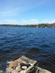 Photo for Newly Renovated Bright, Clean, Private Family Cottage on Lake Muskoka