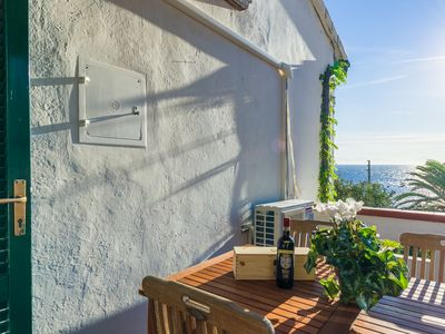 Photo for Charming apartment with sea view - Appartamento Relax