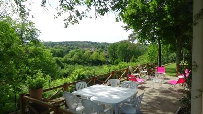 Photo for Charming, peaceful house in the countryside in the Perigord