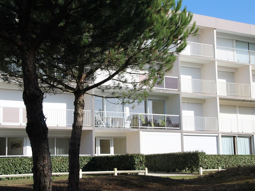 "Appartement ""les Dunes"", face à la pinède"