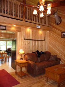 Photo for Escape from reality at Dry Creek Cabin!