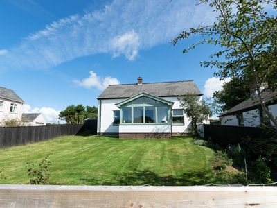 Photo for Comfortable and spacious cottage ideal for a large family or small group with views of open fields a