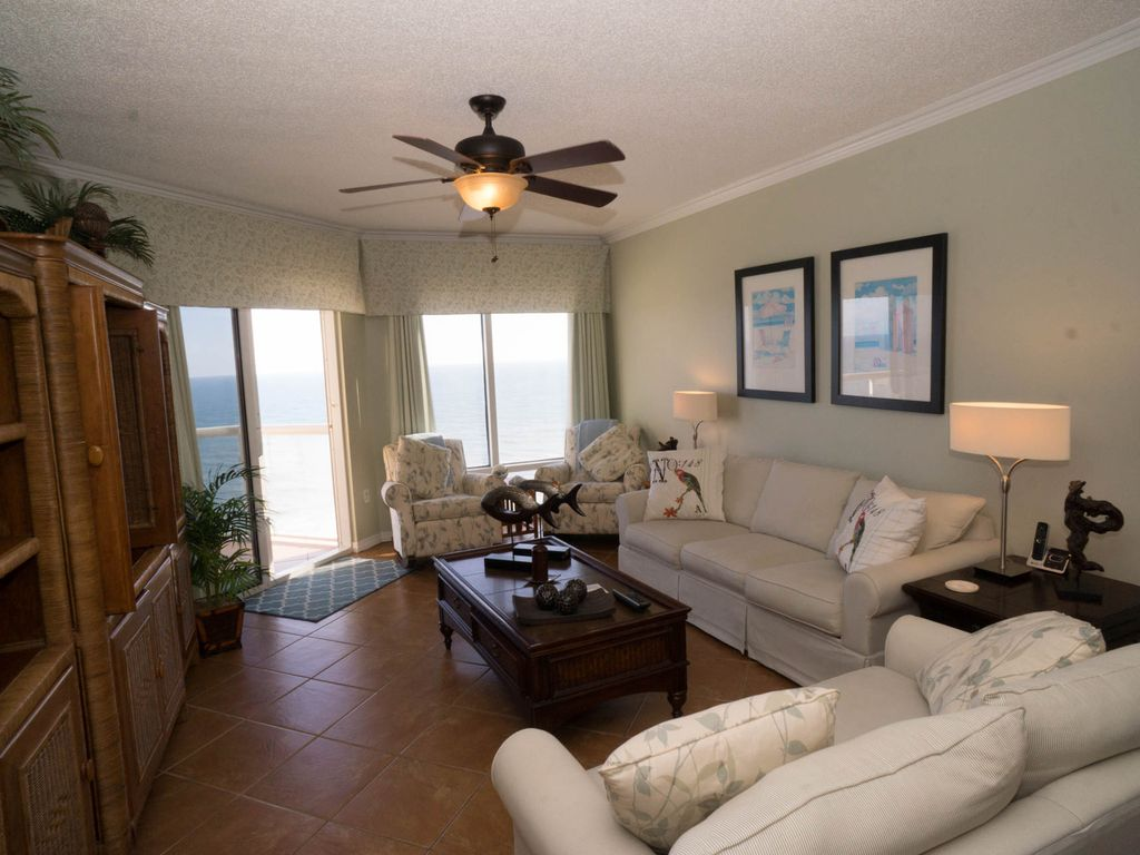 Emerald isle 15th floor w incredible views vrbo for 15th floor on 100 floors