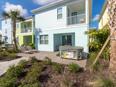 Photo for Margaritaville Cottage! Natural Sand Beach with Tiki Bar on-site!