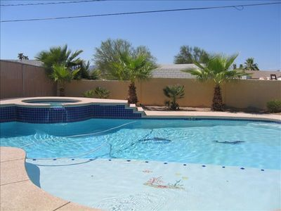 Photo for Amazing $40,000 Pool-3 Blocks in! Sleeps 16