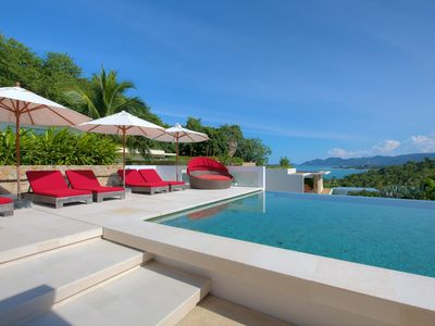 Photo for Luxury 4 Bedroom Pool Villa with Jacuzzi, Pool Table and Private Cinema