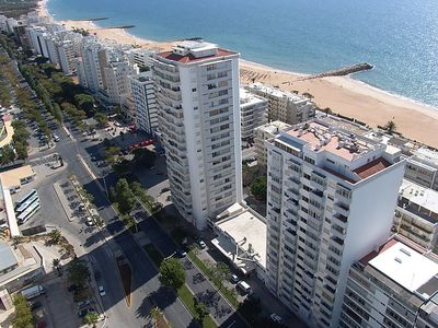 Photo for Apartment T1 One bedroom  in Quarteira, Algarve - 4 persons, 1 bedroom