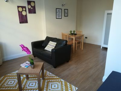 Photo for Flat 2 Barbican - One Bedroom Apartment, Sleeps 4