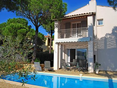 Photo for Vacation home Le Mas d'Esquières in Les Issambres - 6 persons, 3 bedrooms