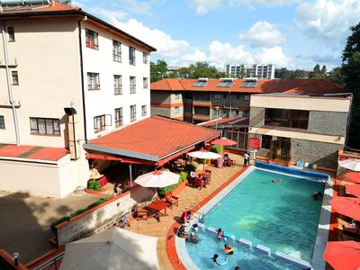 Photo for Have a splended vacation at the PrideInn Lantana furnished suites