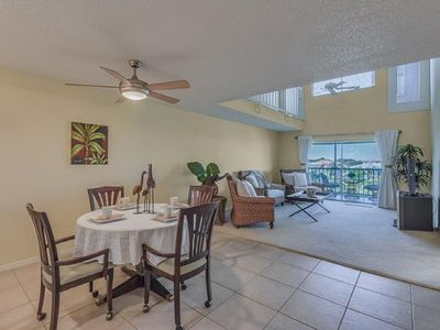 Photo for 3 bedroom 3 bath 2 Level Condo w/ Gulf Access, Pool, Boat Slip and Gulf VIEW