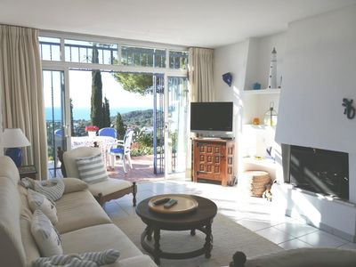 Photo for Casa Leon with fantastic sea views