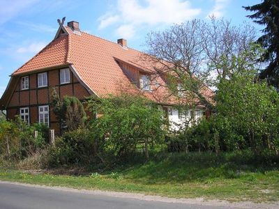 Photo for Holiday apartment Wittenburg for 2 - 4 persons with 2 bedrooms - Farmhouse