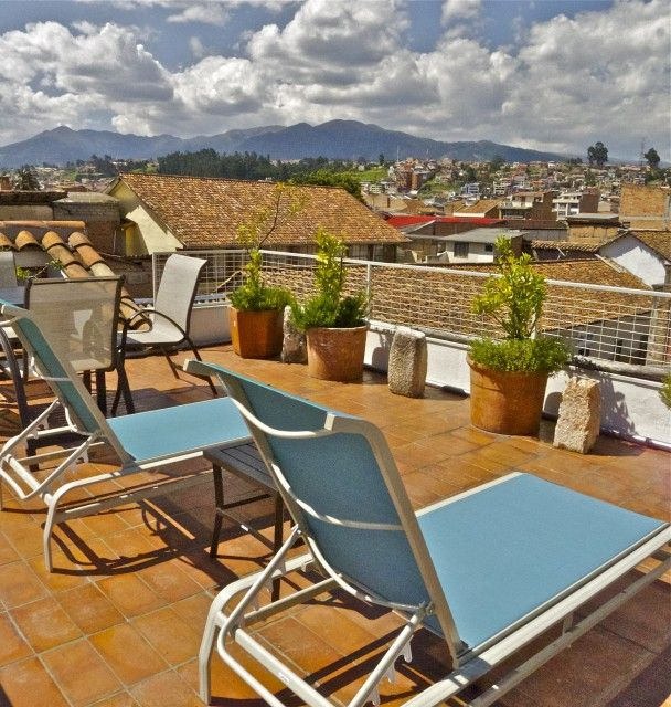 An Awesome One Bedroom Loft Apartment In Cuenca S Historic District San Blas