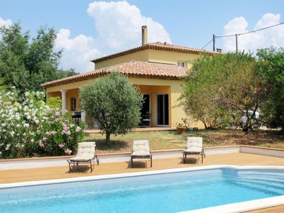 Photo for Vacation home Les Oliviers (HYE115) in Hyères - 8 persons, 4 bedrooms