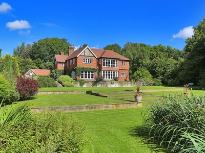 Photo for Sleeps 20 - Stunning Villa in Beautiful Secluded Grounds with Hot Tub