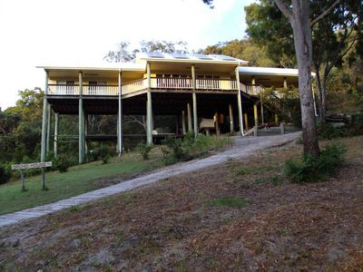 Photo for Orchid House at Orchid Beach on Fraser Island