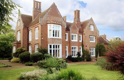 Photo for The Old Rectory in Norfolk is a luxury holiday home with a history dating back to the 16th Century.