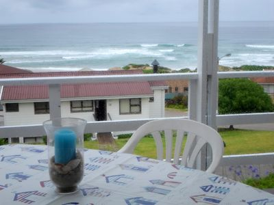 Photo for Beach house with amazing sea view!