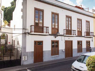 Photo for CASA ICOTAO IN VEGUETA, DOWTOWN, HISTORICAL HOUSE