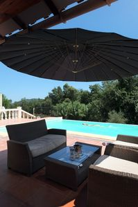 Photo for Family Villa With Swimming Pool Close To Ceret - Sleeps 6 To 12