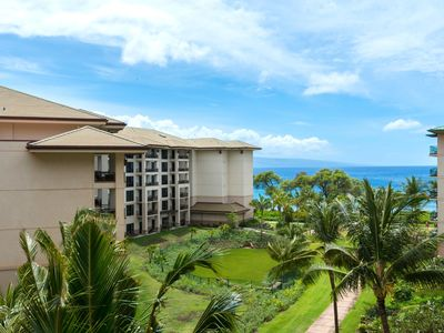 Photo for K B M Hawaii: Ocean Views, Large Floorplan 2 Bedroom, FREE car! Jul, Aug, Sep Specials From only $249!