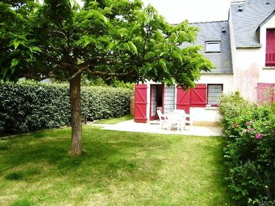 Photo for 4 room maisonette 5 people, with enclosed garden.