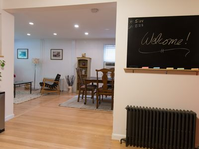 Photo for Charming Farmhouse Steps from Downtown West Stockbridge